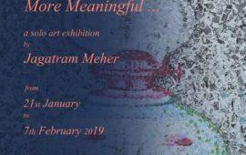 Solo Show Jagatram Meher