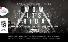 Wow, It's Friday (Spl Ladies Night Edition)