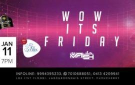 Wow, It's Friday DJ Mash