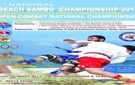 1st National Beach Sambo Championship