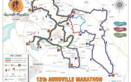 Auroville Marathon 2019