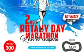 Rotary Day Mini Marathon Pondicherry