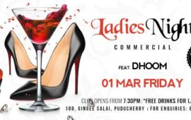 Ladies Night Commercial ft. Dhoom