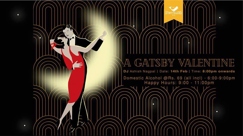 A Gatsby Valentine ft. Ashish Nagpal