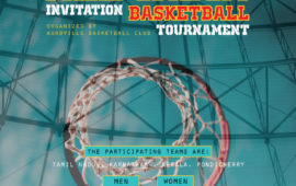 All India Invited Basketball Tournament