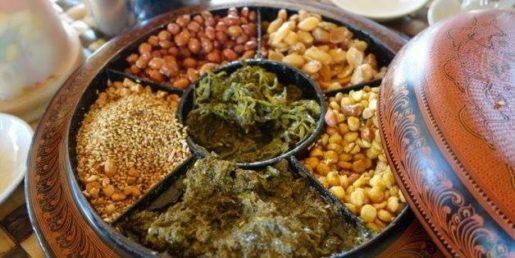 Burmese Food Workshop