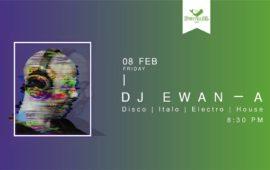 Friday Night with Ewan A