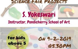 Ideas for 3D models for Science Fair Projects