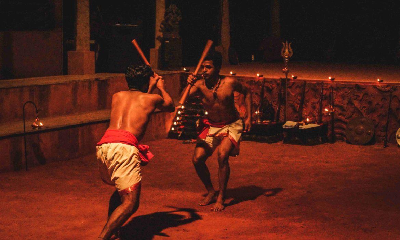 kalarigram in pondicherry is an interesting venue for open-air Kalai performances and tantrotsav a nine day festival ending in mahashivarathri in pondicherry