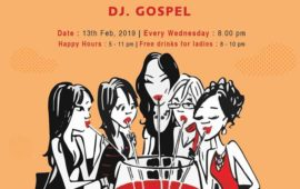 Ladies Night ft. Gospel