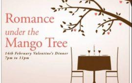 Romance Under the Mango Tree
