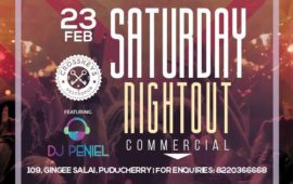 Saturday Nightout – Commercial ft. Peniel