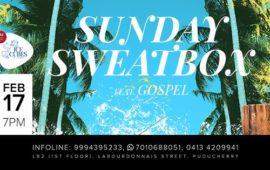 Sunday SweatBox with DJ Gospel
