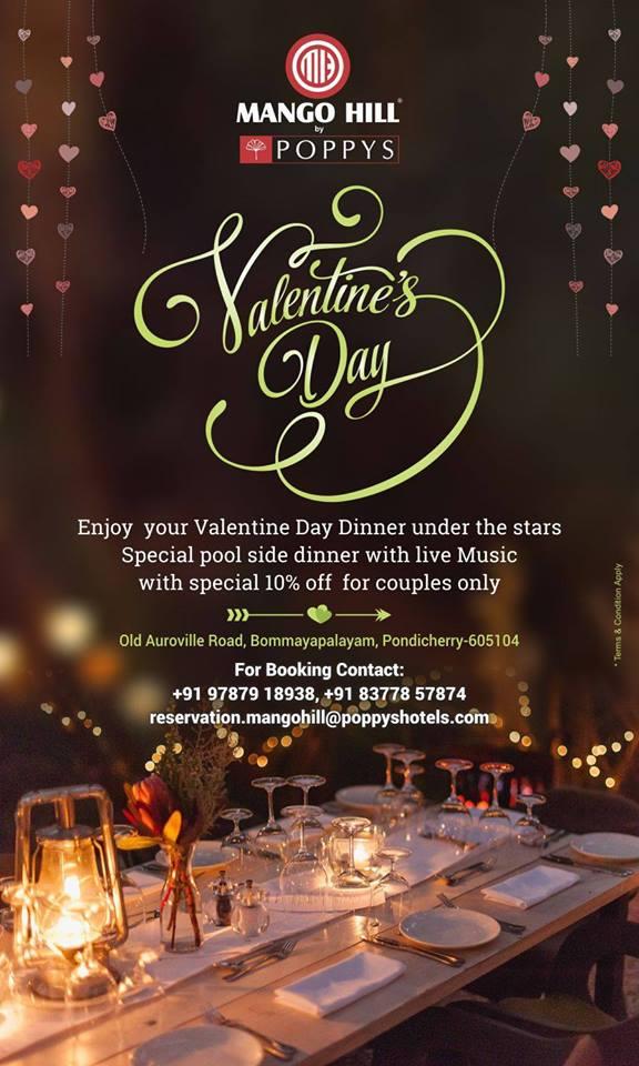 Valentine 's Day Celebration - Pondicherry