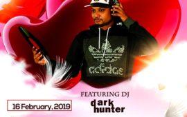 Valentine's Weekend Party featuring DJ DARKHUNTER