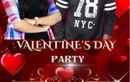 Valentine's day party@Spice Route Resto Pub