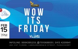 Wow It's Friday with DJ Mathew