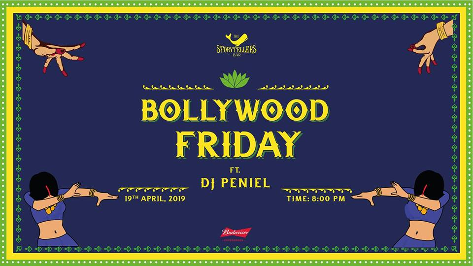 Bollywood Friday ft. DJ Penie