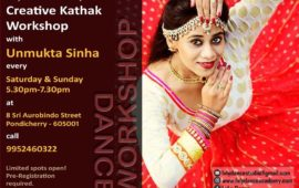 Creative Kathak Workshop
