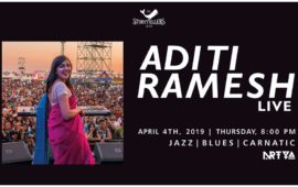 Aditi Ramesh Live at The Storytellers' Bar