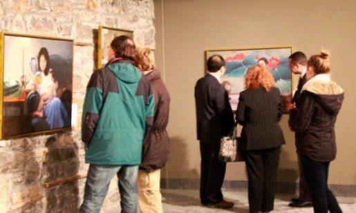 Art of Zhen Shan Ren International Exhibition