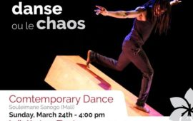 Dance or chaos