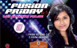 Fusion Friday