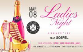 Ladies Night Commercial ft. Gospel