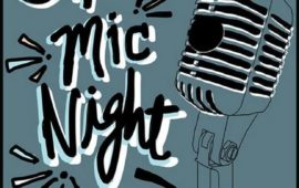 Open Mic Night @The Greasy Tin