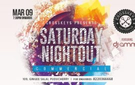 Saturday Nightout Commercial ft. DJ Ammy
