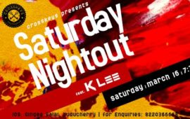 Saturday Nightout Commercial ft. DJ KLEE