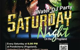 Water DJ Party