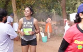 What makes the Auroville Marathon so unique?