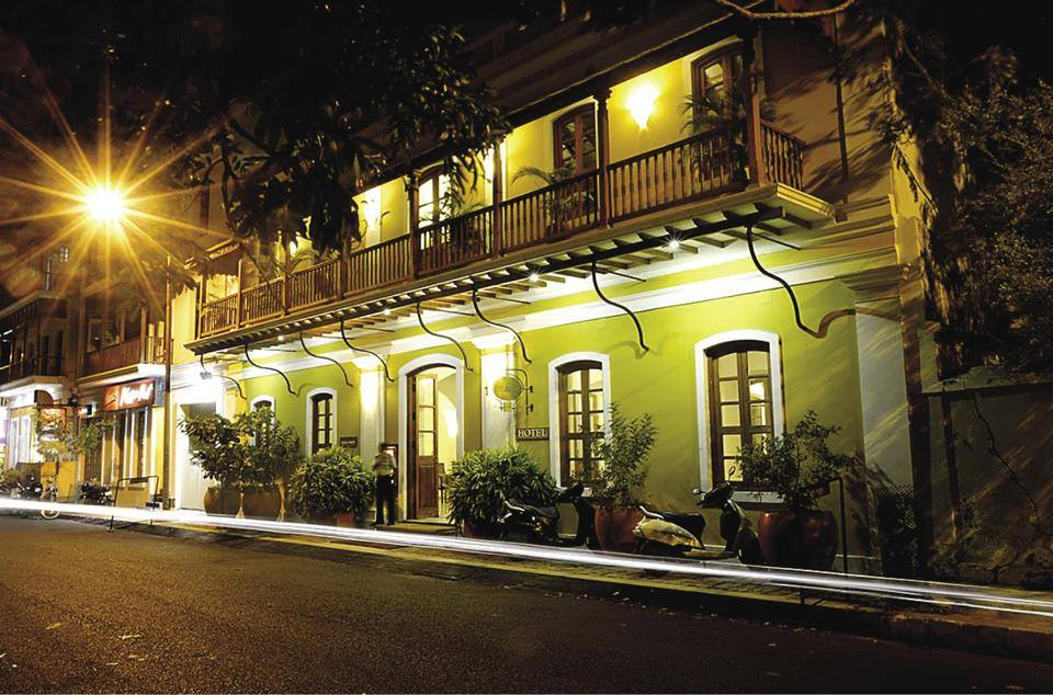 Heritage Night Walk in Pondicherry