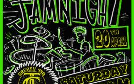 Jam Night @ The Greasy Tin