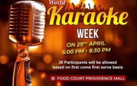 World Karaoke Week