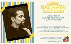 Bachata Funky Moves – Workshop by Bonny