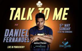LVC Presents Talk To Me Ft. Daniel Fernandes