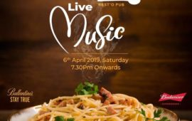 Live Band at Spice Route Restopub