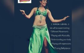 Movement Project & Belly Fusion Choreography Workshop