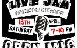Open Mic Night @ The Greasy Tin