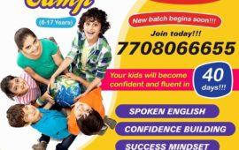 Pondichery Kids Summer Programme