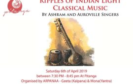 Ripples of Indian Light Classical Music