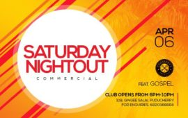 Saturday Nightout  ft. DJ Gospel