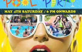 Water DJ party on Pogoland