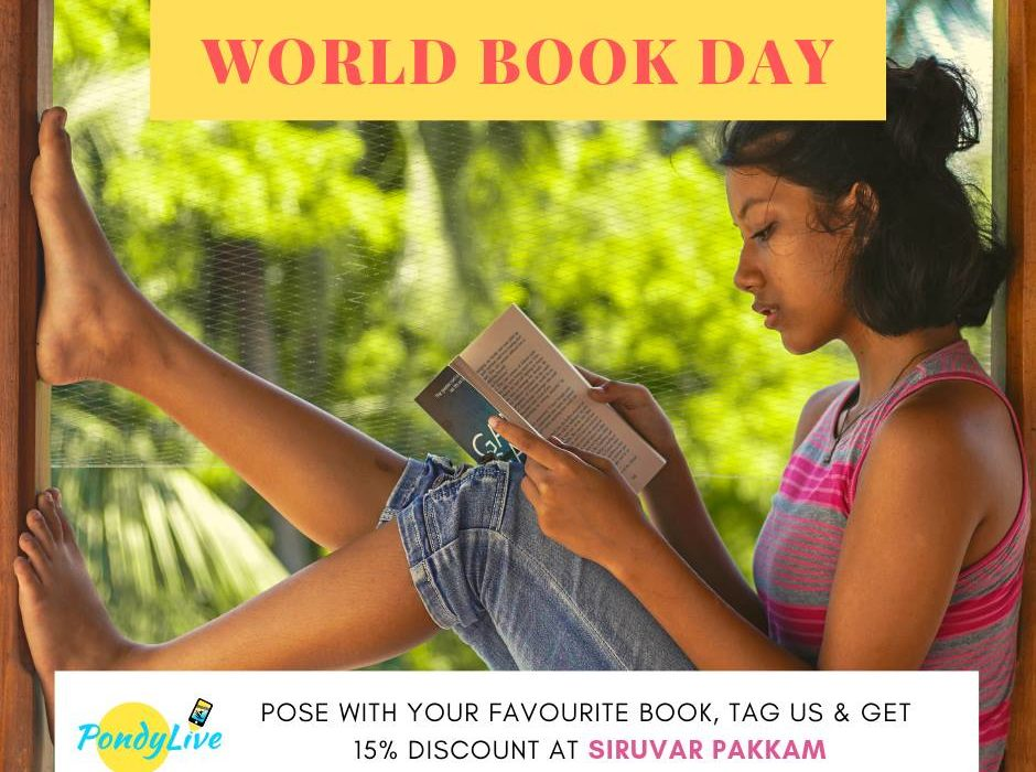World Book Day Challenge 2019