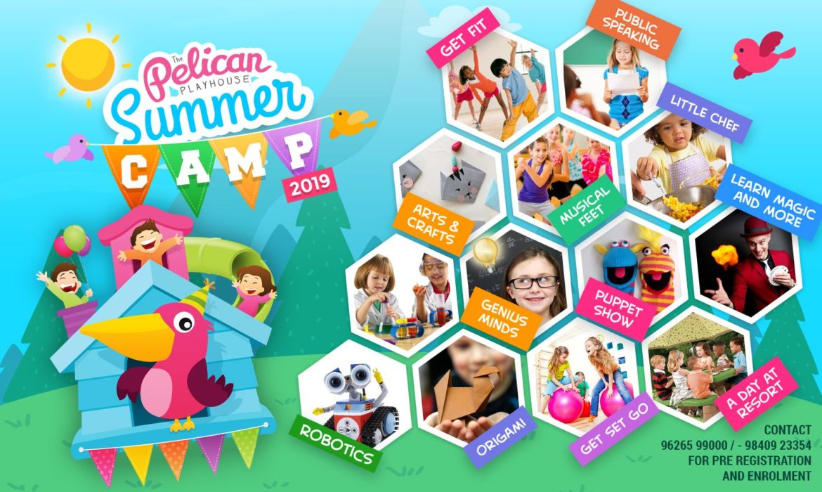 pelican summer camp at pelican playhouse in pondicherry