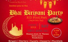 Bhai Biriyani Party – EID Food Fest