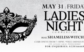 Ladies Night ft. Shameless Witches