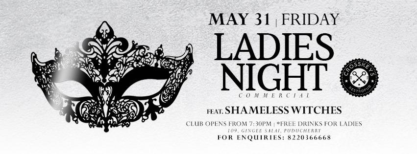 Ladies Night ft. Shameless Witches Ladies Night - Commercial Feat. Shameless Witches